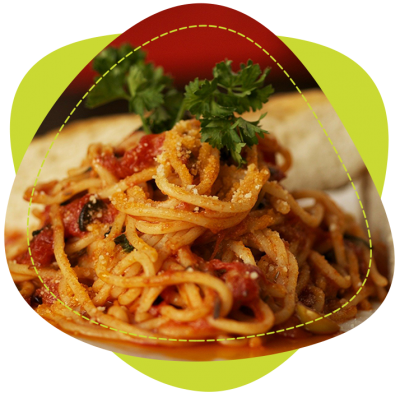 Pasta Bolognese met brood e1585220052802